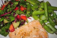 Paleo Dinner / by Seren Pendleton-Knoll