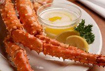 Seafood Creations / by Desiree Lambert