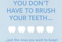 Oral Hygiene  / by Steven D. Spitz, DMD