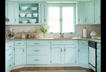 Home Style - Kitchen / by Dawn Steed