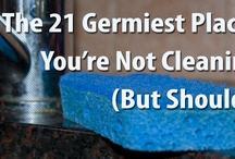 Cleaning Tips / by Michele Guthrie