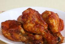Food - Chicken / by Kasia Gilbert