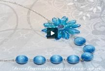 Jewellery Inspiration and Tutorials  / Beading, wire work, other media  / by Sara Johnson