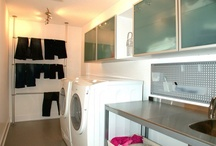 Laundry Rooms / by Tammy Bunnell