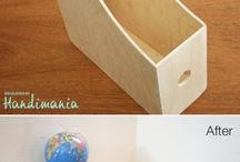 Wood crafts / by Allen- Pruett