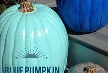 Pumpkin Obsession  / by Vera Sweeney (Ladyandtheblog.com)