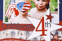 4th of July!  / by Virginia Lehr