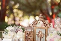 Non-Floral Centerpieces / by LPA Weddings