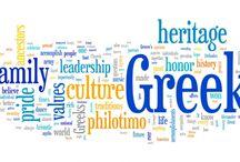 HELLAS, my heritage , my heart / by Ria Johnson