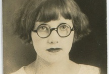 old timey spectacles / by Hannah Burtness