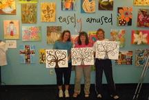 ART Camp Inspiration / by Jennifer Sanders