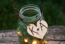 Wedding ideas  / by Lindsey Jones