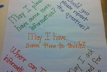 anchor charts / by Amy Compton