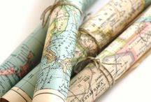 Maps, Globes, Charts, & Diagrams ❁ / by Dolores Hook