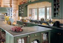 Kitchen Ideas / by Heather Vargo