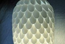 My House Beautiful - Lights, the jewelry of the home / great ideas for lighting / by Martha Hall