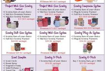 Scentsy / by Mia Adams