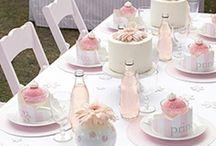 Tea Parties! / by Jody Zollinger Hall