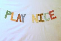 Play room  / by Nachelle Mimken