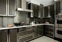 Kitchen / by Viera Tischljar VT Interiors