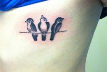Tattoos / by Kayleigh Van Schoubroek