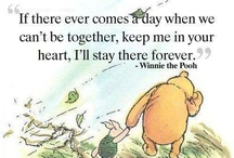 I <3 Winnie the Pooh / by Joanna Whitton