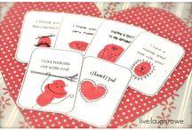 Valentines ideas / by Amelia Dominguez