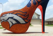 Denver Broncos  / Born and raised in Denver, so of course I have to represent my team!  / by Cristal Santos