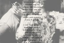Quotes & Junk / by Sheena Ranae