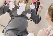 Chá de Bebê e Nascimento / Dicas, brincadeiras, decoração, lembrancinhas / by Da Fertilidade à Maternidade