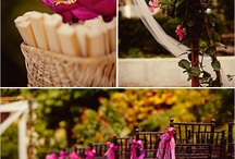 Inspirations: Ceremony Decor / by Rose of Sharon Floral Designs, Althea Wiles