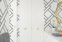 Lattices / all over patterns that may inspire my designing mind / by Sharon Boswell