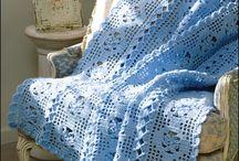 Crafts - Crochet / by Kit Brooks