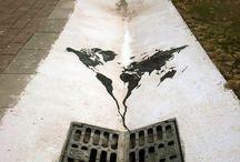 Street Art / by Priscilla Bomilcar