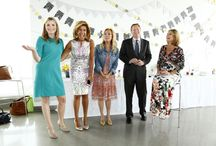 """Savannah Guthrie Baby Shower / """"Extra, extra, read all about it!"""" / by Minted"""