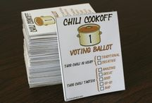 Toads chili cook on fundraiser / CHILI COOK ON: Fundraising ideas, planning, items / by Tonya Hartmann
