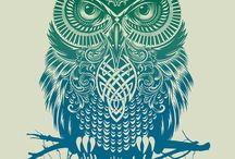 OWLS / by Chandra M