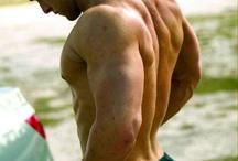Glutes / by MuscleModelBlog.com