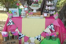 Kids parties  / by Monica Fontenot Oliver