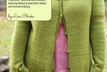 pdc everyday cardigan kal / by Polka Dot Cottage