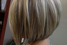 Hair / by Tanya Ashford