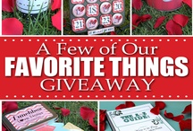 Blog Giveaways! / by The Dating Divas
