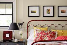 Guest Bedroom Ideas / by Sarah Schoonover
