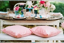 Shabby Chic Weddings / by Julie Middle Aisle