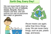 Earth Day / by Allison Wood