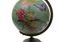 Maps & Globes / by Karen Glasgow