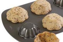 Neat baking ideas! / by Samantha Harris