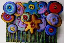 arts and crafts / by Gina Pethtel Murray