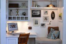 Oficinas creatividad - homeoffice / by Samara Casallas