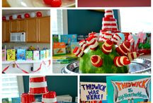 Grace's Dr. Seuss Party / by Hillary Hill